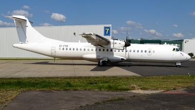 A picture of EIFSK - ATR 72600 - Stobart Air - © J_Fiedler