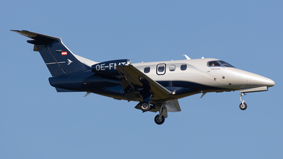 A picture of OEFMT - Embraer Phenom 100 - [50000348] - © PM