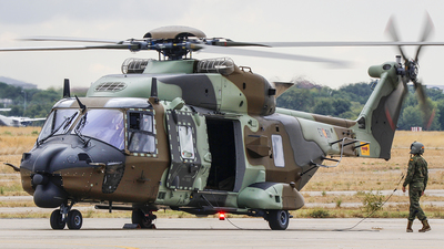 HT.29-10 - NH Industries NH-90TTH - Spain - Army