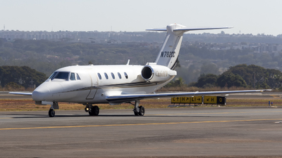 N782CC - Cessna 650 Citation VII - Private