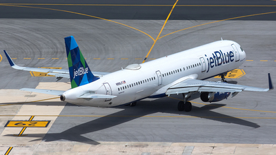 N956JT - Airbus A321-231 - jetBlue Airways