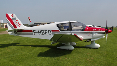 A picture of FHBFO - Robin DR400/140B - [2627] - © Kees Marijs