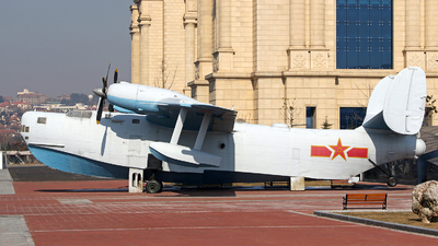 - Beriev Be-6P Madge - China - Navy