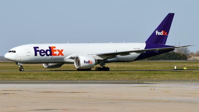 N891FD - Boeing 777-FS2 - FedEx