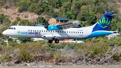 F-OSIX - ATR 72-212A(600) - Air Caraibes simply