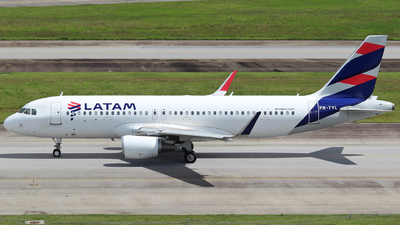 PR-TYL - Airbus A320-214 - LATAM Airlines
