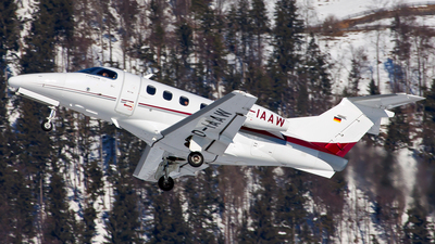 D-IAAW - Embraer 500 Phenom 100 - Private