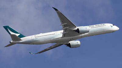 A picture of BLRC - Airbus A350941 - Cathay Pacific - © Paul Spijkers