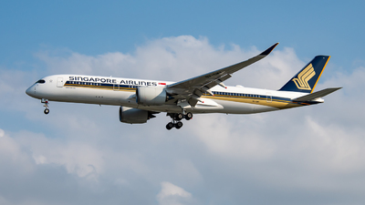 9V-SMY - Airbus A350-941 - Singapore Airlines