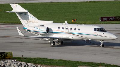 A picture of XARAD - Hawker 800XP - [258527] - © Felipe Garcia