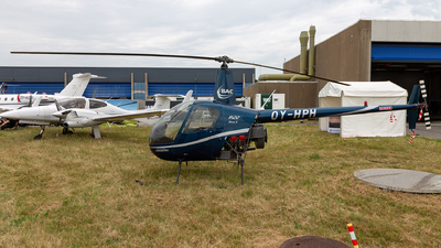 OY-HPH - Robinson R22 Beta II - Billund Air Center