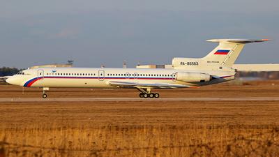 RA-85563 - Tupolev Tu-154B-2 - Aeroflot