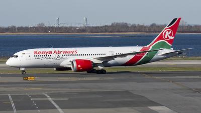 A picture of 5YKZD - Boeing 7878 Dreamliner - Kenya Airways - © Mark Szemberski
