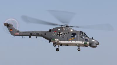 83-07 - Westland Sea Lynx Mk.88A - Germany - Navy