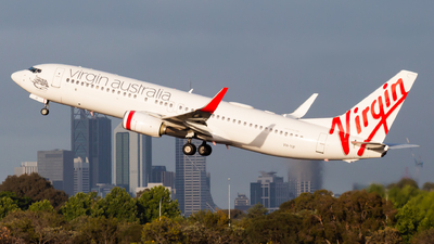 A picture of VHYIF - Boeing 7378FE - Virgin Australia - © Joel Baverstock