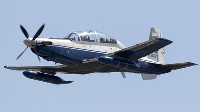042 - Raytheon T-6A Texan II - Greece - Air Force