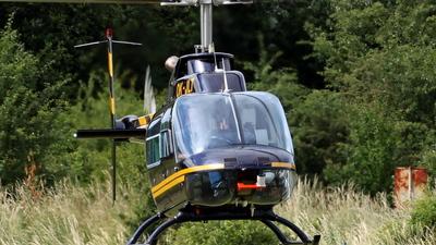 A picture of OKJLT - Bell 206B JetRanger III - [4210] - © Honza Dasek