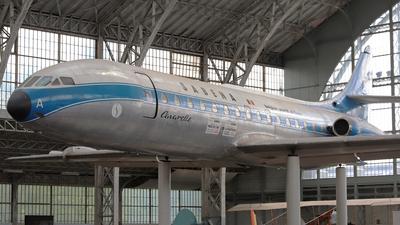 OO-SRA - Sud Aviation SE 210 Caravelle VIN - Sabena