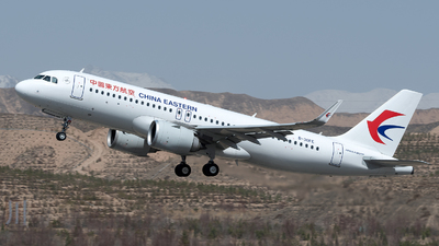 A picture of B30FE - Airbus A320251N - China Eastern Airlines - © zhangmx969