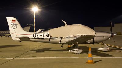 OE-DKC - Cirrus SR22-GTS G3 - Private