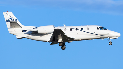 OO-SLM - Cessna 560XL Citation XLS - Abelag Aviation