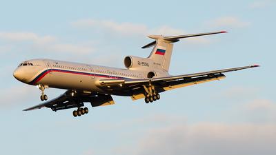 RA-85586 - Tupolev Tu-154B-2 - Russia - Air Force