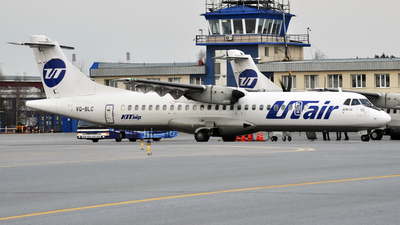 VQ-BLC - ATR 72-212A(500) - UTair Aviation
