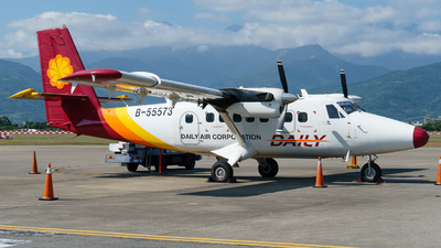 B-55573 - Viking DHC-6-400 Twin Otter - Daily Air Corporation