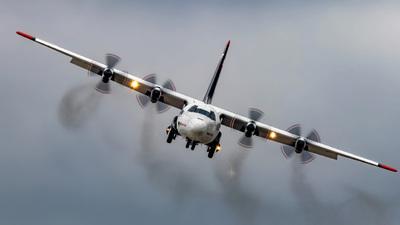 N130FF - Lockheed EC-130Q Hercules - Coulson Flying Tankers