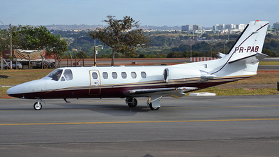 PR-PAB - Cessna 550B Citation Bravo - Private