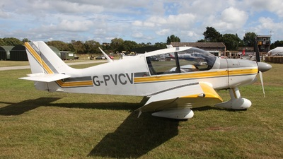 G-PVCV - Robin DR400/140B Major - Private