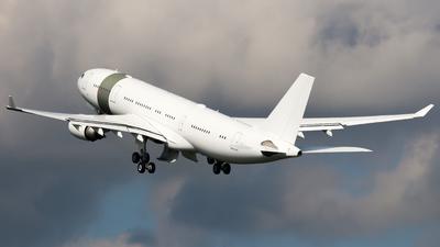 A7-HHM - Airbus A330-202 - Qatar - Amiri Flight