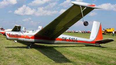 OK-5104 - Aerotechnik L-13SE Vivat - Aero Club - Hanácký Aeroklub Olomouc