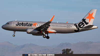 VH-VFX - Airbus A320-232 - Jetstar Airways