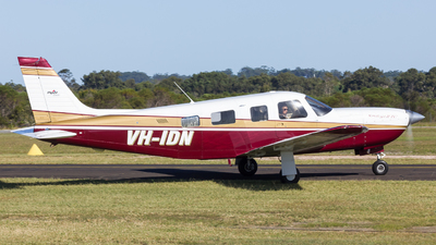 VH-IDN - Piper PA-32-301T Turbo Saratoga - Private
