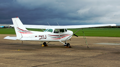G-BKIJ - Reims-Cessna F172M Skyhawk - Private