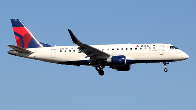 A picture of N254SY - Embraer E175LR - Delta Air Lines - © toyo_69pr