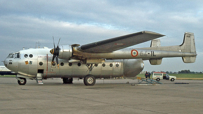 121 - Nord 2502 Noratlas - France - Air Force