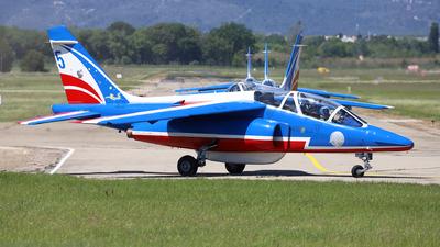 E129 - Dassault-Breguet-Dornier Alpha Jet E - France - Air Force