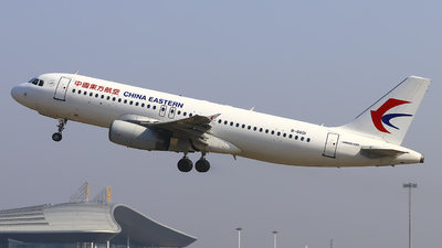 B-6601 - Airbus A320-232 - China Eastern Airlines