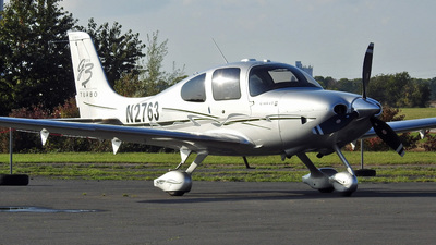 N2763 - Cirrus SR22 G3 Turbo GTS - Private