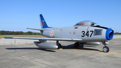 5347 - North American F-86F Sabre - Portugal - Air Force