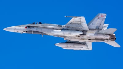 188735 - McDonnell Douglas CF-188 Hornet - Canada - Royal Canadian Air Force (RCAF)