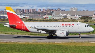EC-KUB - Airbus A319-111 - Iberia