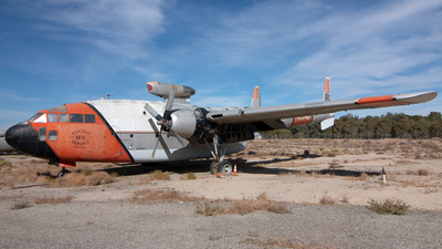 N13745 - Fairchild C-119C Flying Boxcar - Hemet Valley Flying Service