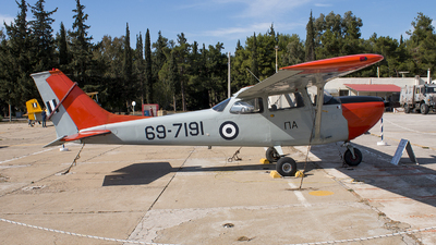 69-7191 - Cessna T-41 Mescalero - Greece - Air Force