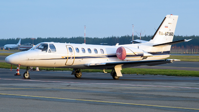 A picture of RA67560 - Cessna 550 Citation Bravo - [5501038] - © Jevgeni Ivanov