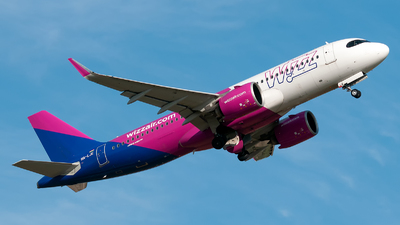 A picture of HALJE - Airbus A320271N - Wizz Air - © Varani Ennio