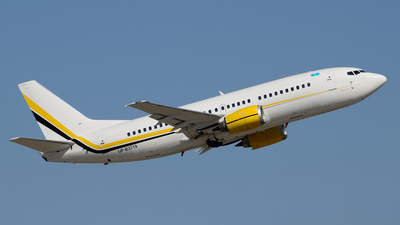 UP-B3719 - Boeing 737-330 - Sunkar Air