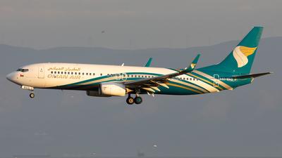 A4O-BAG - Boeing 737-8SH - Oman Air